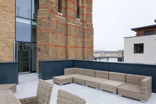 Vodotoranj u Londonu pretvoren u luksuzni dom slika7