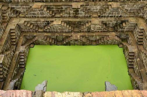 Vrtoglave stepenice u Indiji slika2