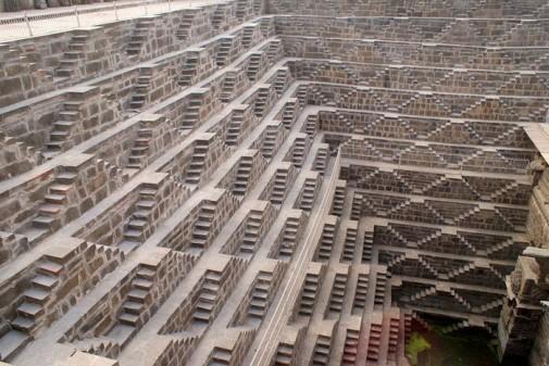Vrtoglave stepenice u Indiji slika4