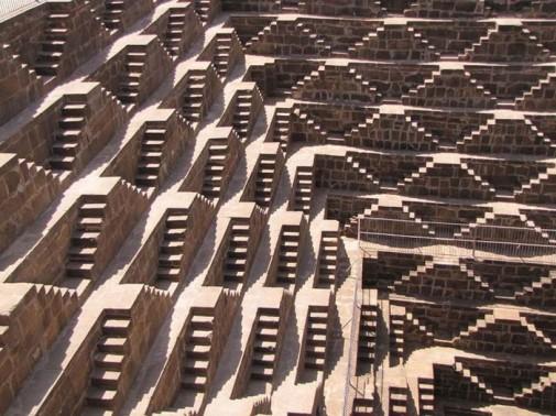 Vrtoglave stepenice u Indiji slika5