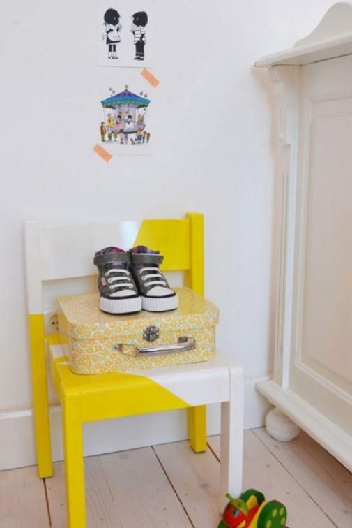 Živahan i zabavan dizajn za dečiju sobu slika4