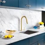 Zlato je šik – elementi koji će ukrasiti svaku kuhinju