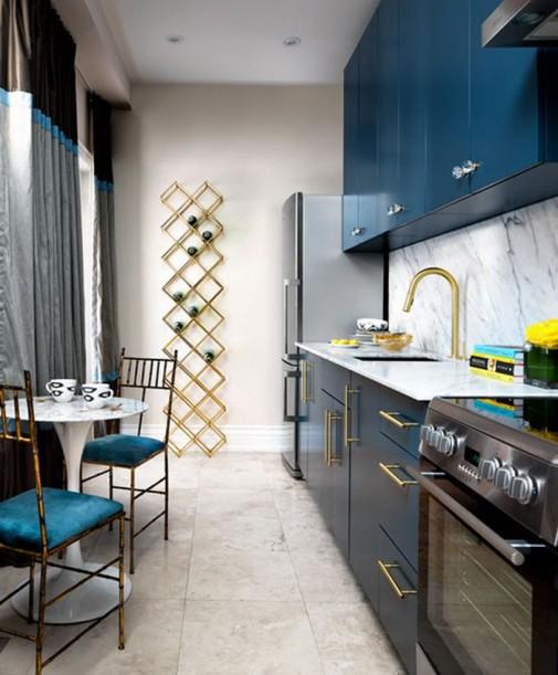 Zlato je šik – elementi koji će ukrasiti svaku kuhinju slika3