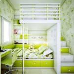 Atraktivna zelena boja