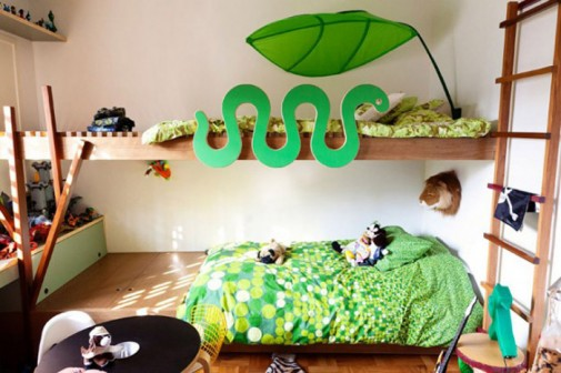 Atraktivna zelena boja slika4