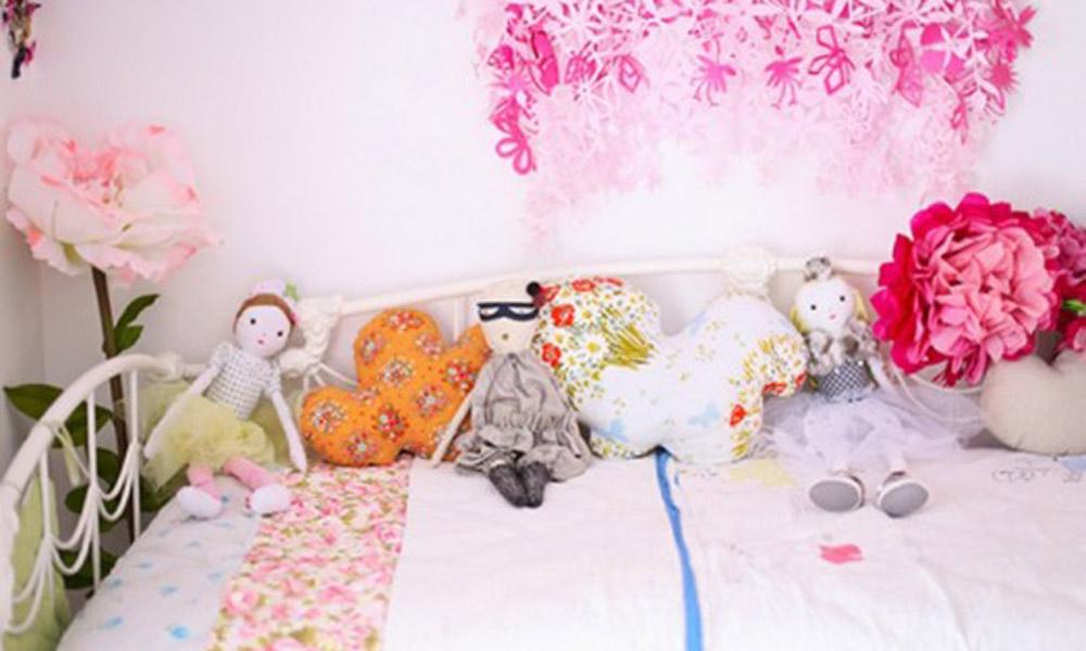 Čarobna soba za bebu