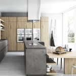 Cloe minimalistička kuhinja