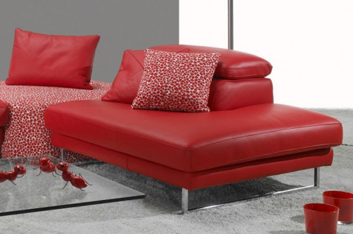 Crvena sofa slika3