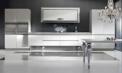 Elegantne italijanske kuhinje slika3