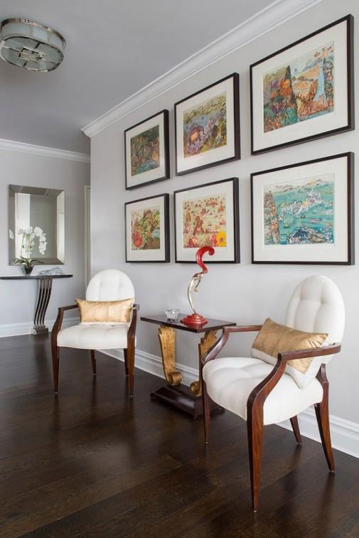 Glamurozan art deko apartman slika5