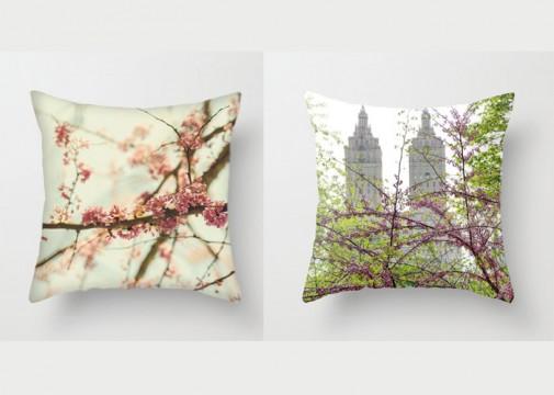 Ideje za prolećne jastuke slika2