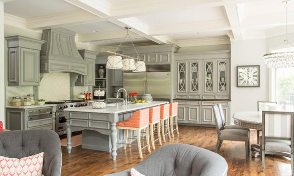 Kuhinje u L obliku