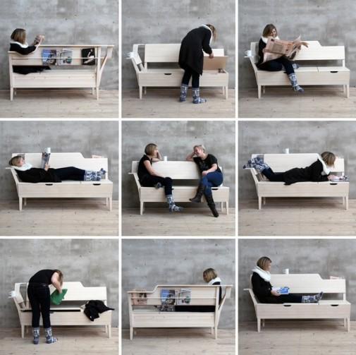 Kuhinjska sofa slika 5