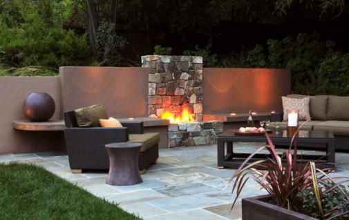 Ognjište u dvorištu slika2