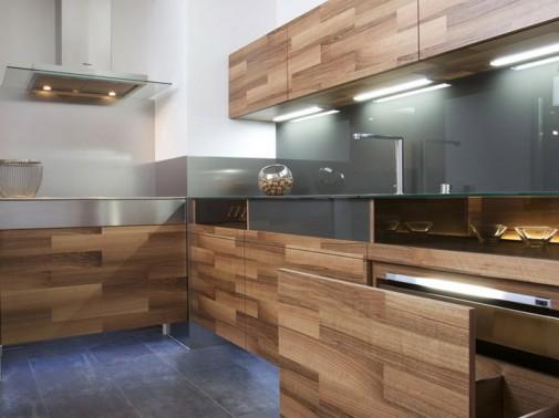 Prelepa kuhinja od drveta slika2
