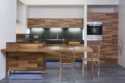 Prelepa kuhinja od drveta slika3