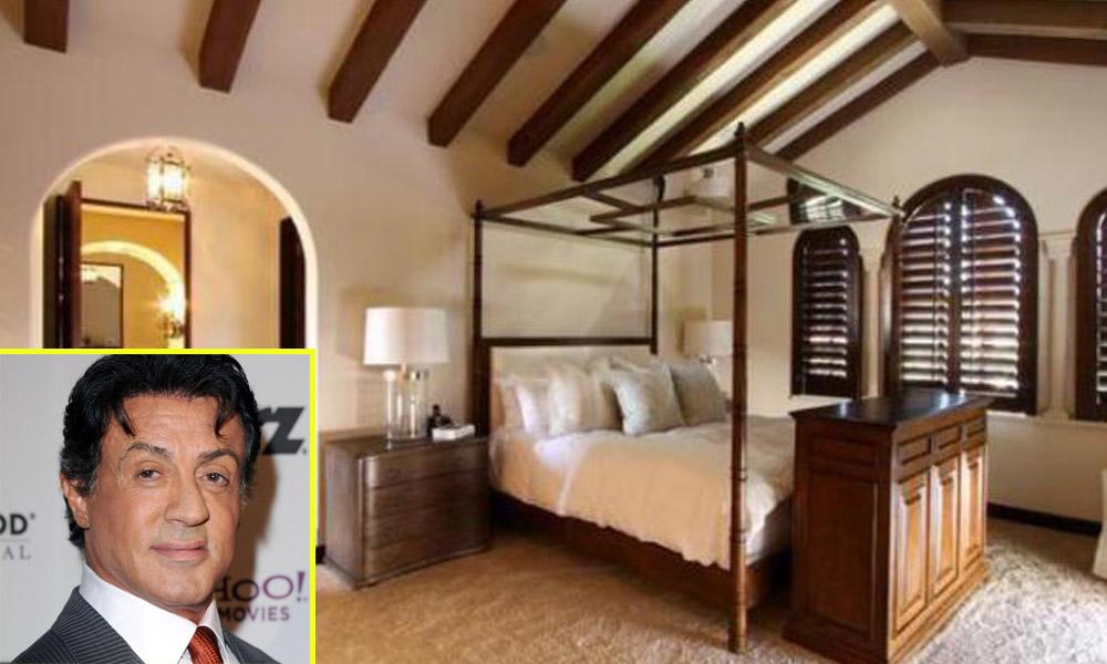 Silvester Satlone prodaje svoj kalifornijski dom