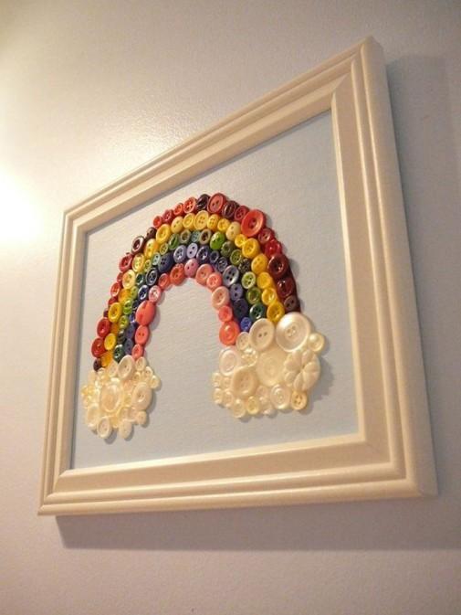 Slatke ideje za dekoraciju zidova slika3