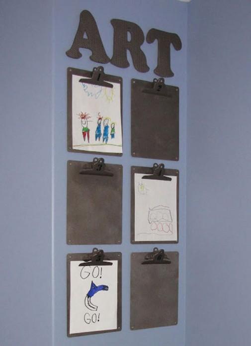 Slatke ideje za dekoraciju zidova slika4