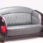 Sofe u obliku automobila