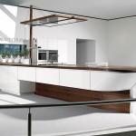 Zavodljiva kuhinja u obliku brodića