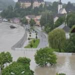 Barijera protiv poplava u Austriji