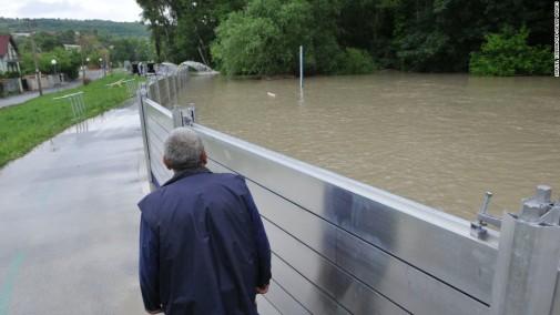 Barijera protiv poplava u Austriji slika 2
