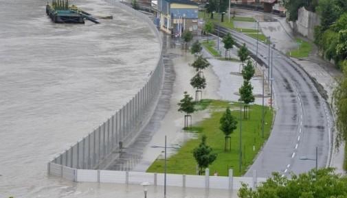 Barijera protiv poplava u Austriji slika 3