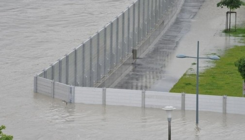 Barijera protiv poplava u Austriji slika 4