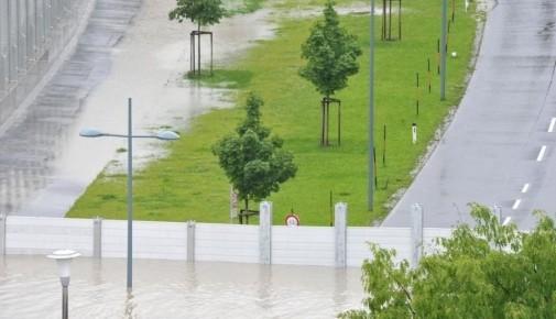 Barijera protiv poplava u Austriji slika 5