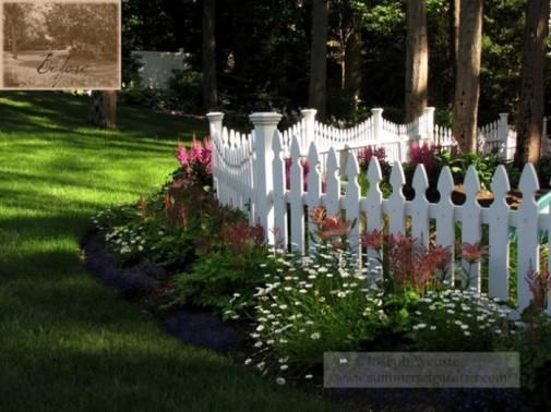 Cveće na ogradama slika2
