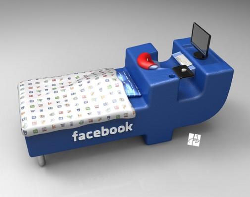 Facebook krevet slika 2