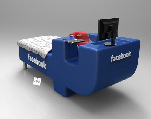 Facebook krevet slika 3