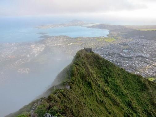 Haiku stepenice na Havajima slika 3