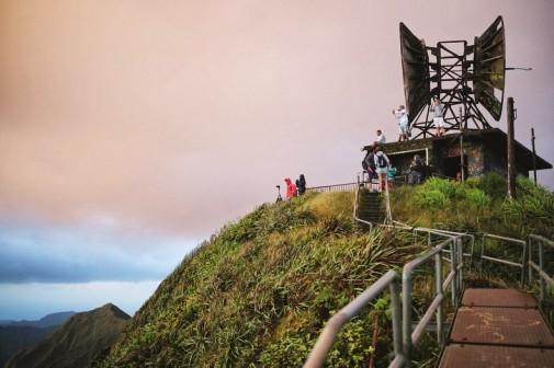 Haiku stepenice na Havajima slika 4