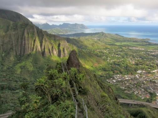 Haiku stepenice na Havajima slika 5