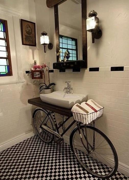 Ideje za odlaganje stvari u kupatilu slika 4