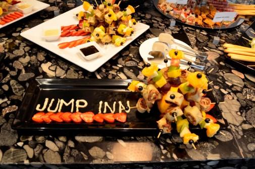 Jump Inn hotel posluženje