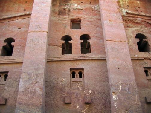 Kamene crkve Lalibele slika 4