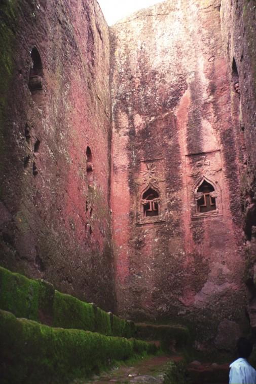 Kamene crkve Lalibele slika 7