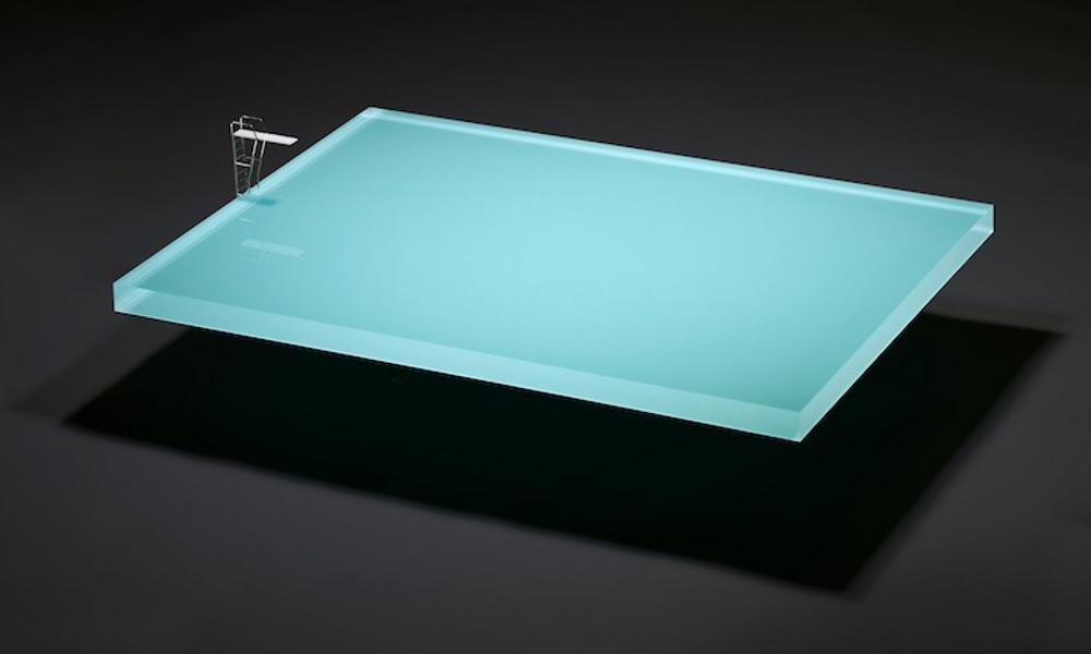 Klub sto kao bazen