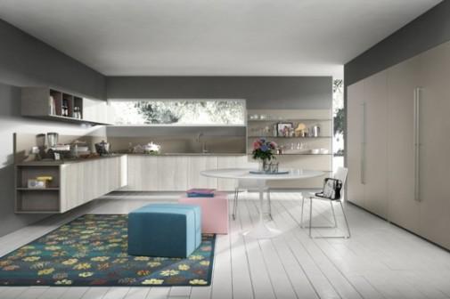 Kuhinje sa preokretom u dizajnu slika 2