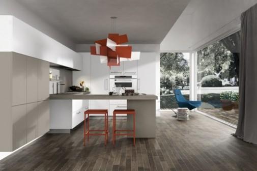 Kuhinje sa preokretom u dizajnu slika 4