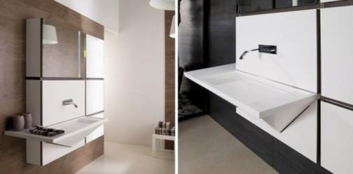 Kupatilo inspirisano kubizmom  slika2