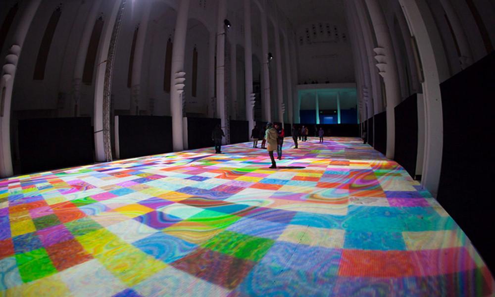 Magija crkvenog poda