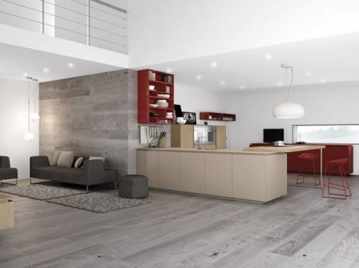 Minimalizam u kuhinji slika 2