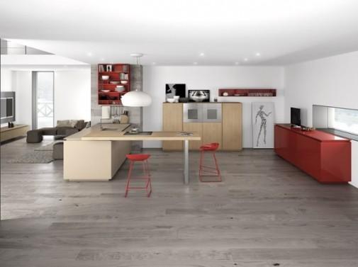 Minimalizam u kuhinji slika 3