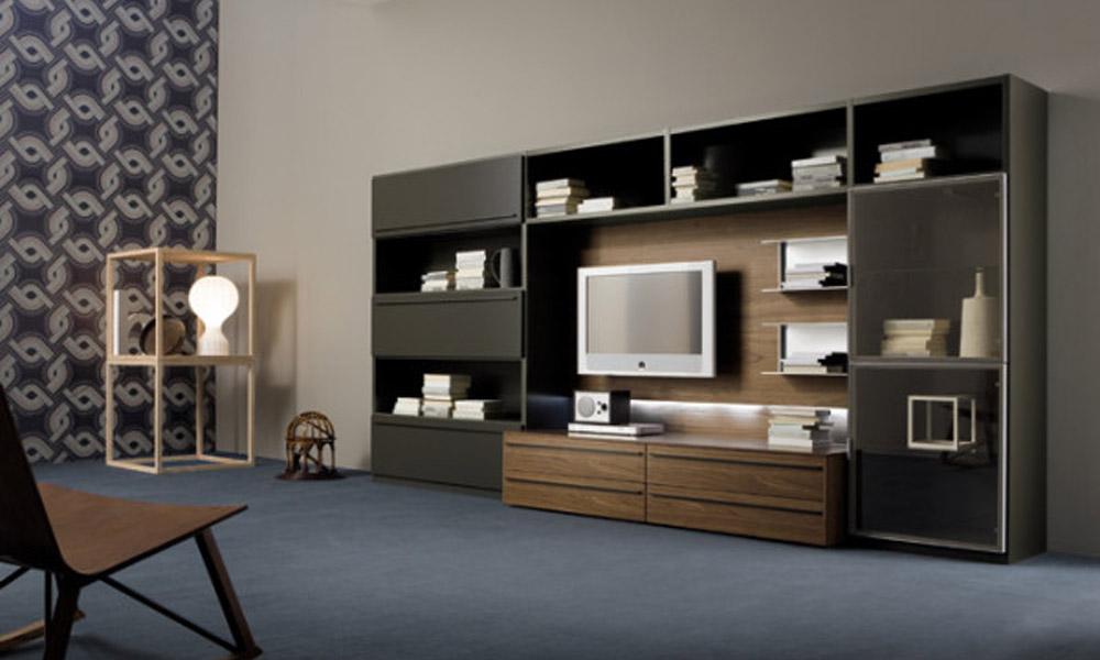 Moderne police za knjige