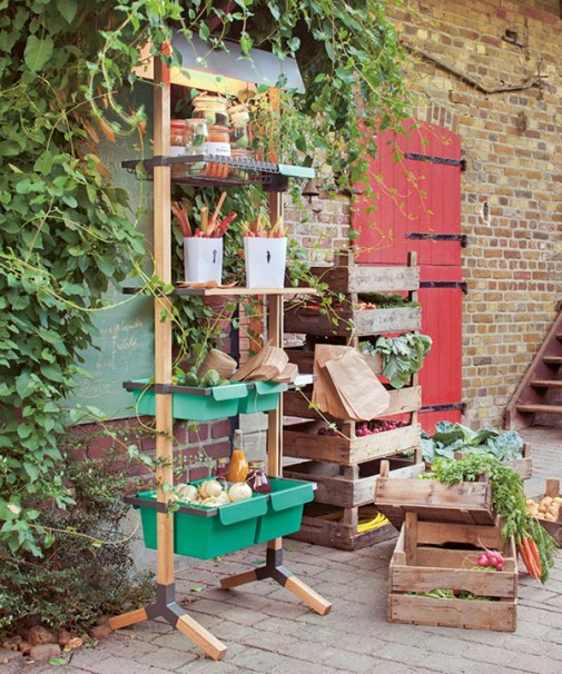 Modularne police za kuhinju slika 3
