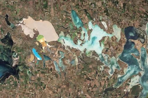 Slane lagune Krima slika 2